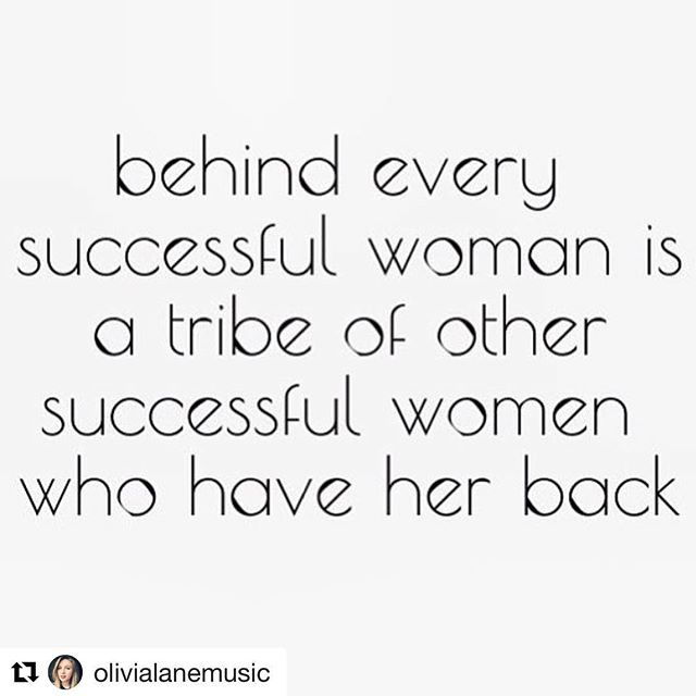 #internationalwomensday  #whoruntheworld 💁🏼‍♀️ #Repost @olivialanemusic ・・・ THANK YOU to all the women who are/have been in my life and inspired me to be better. HAPPY #internationalwomensday!!!!