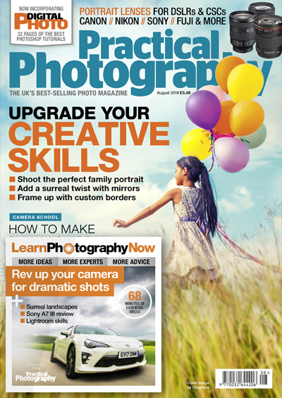 Practical Photography Magazine, August 2016