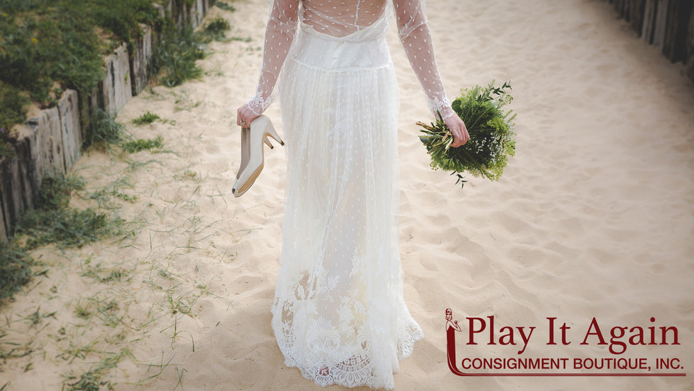 Wedding Consignment | Play It Again Consignment Boutique Inc