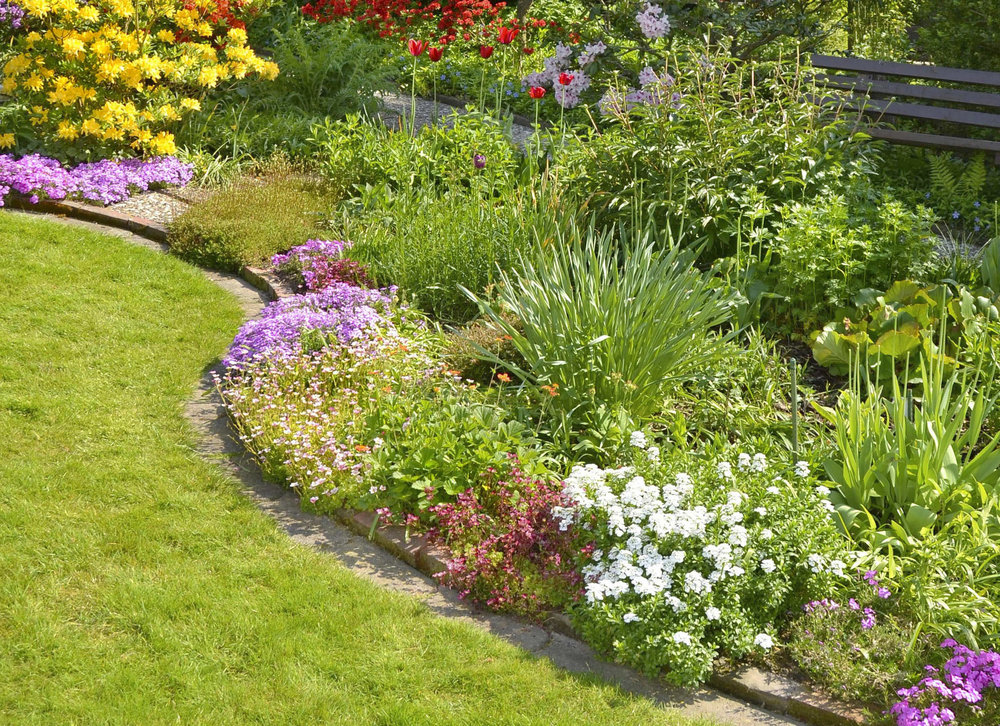 Landscape Installation — Gail McCrory, Horticulturist