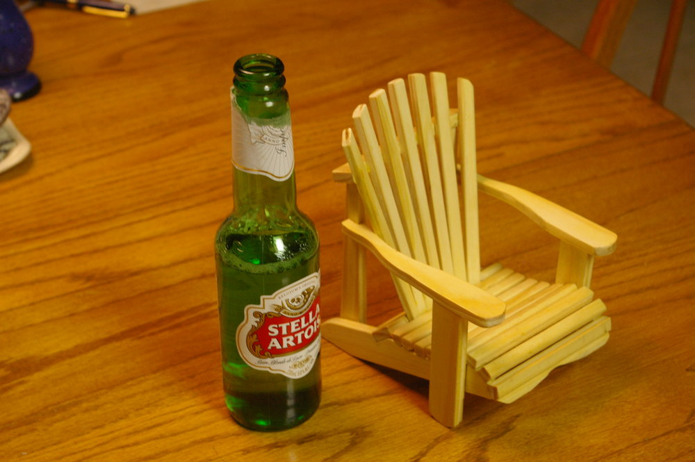 - MINI MUSKOKA CHAIR