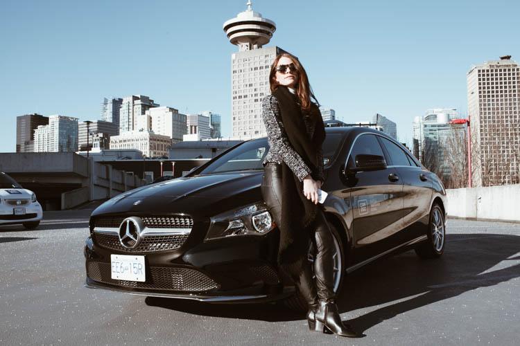 Car2go Mercedes Benz Luxury Car Sharing For Millennials Alexa Suter
