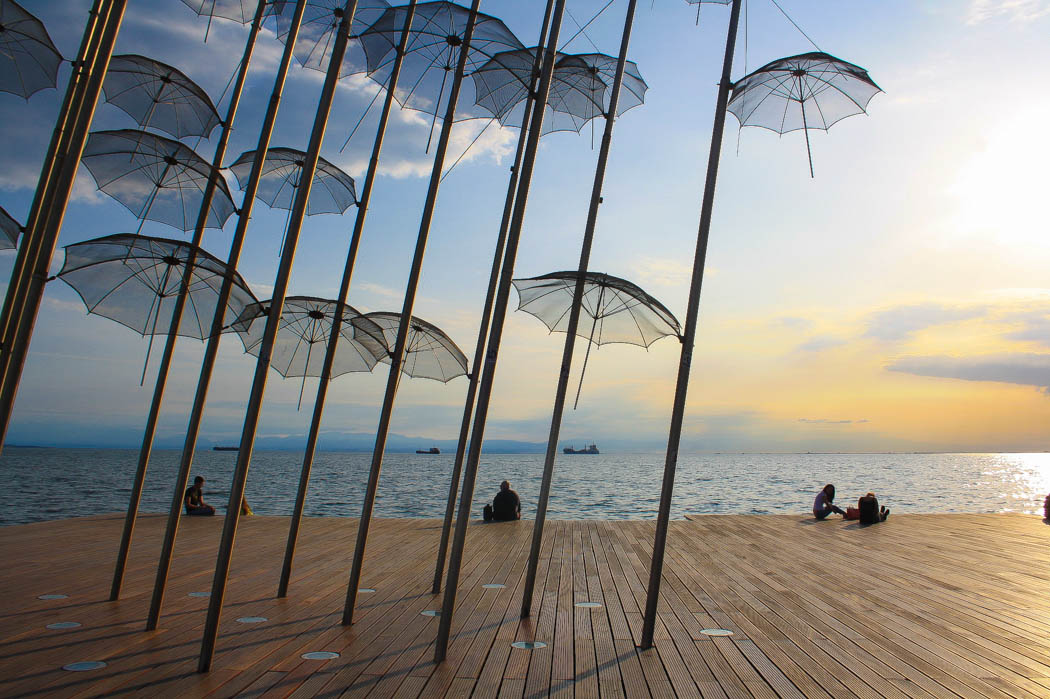 thessaloniki-greece-umbrellas
