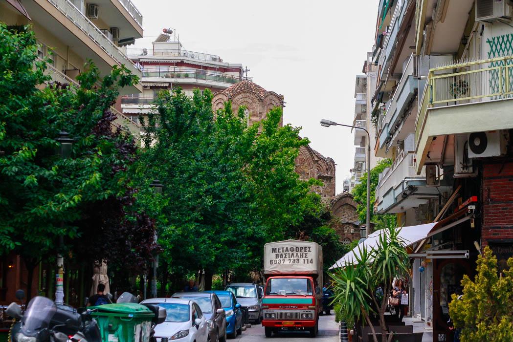 street-thessaloniki-greece
