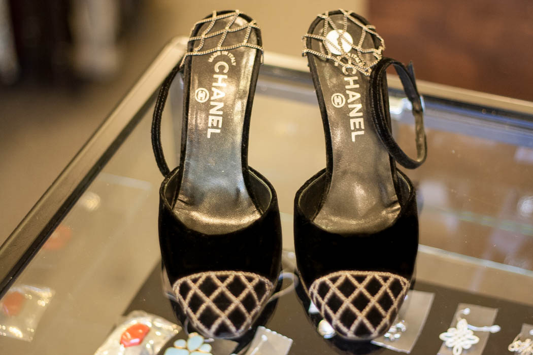 chanel-vintage-shoes-turnabout-vancouver