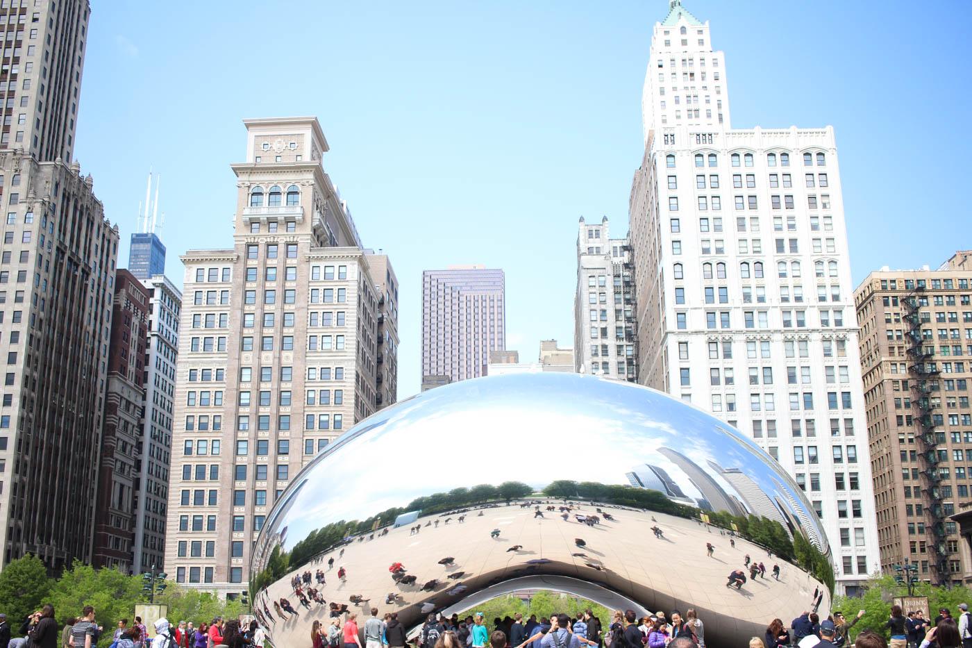 Three days in Chicago
