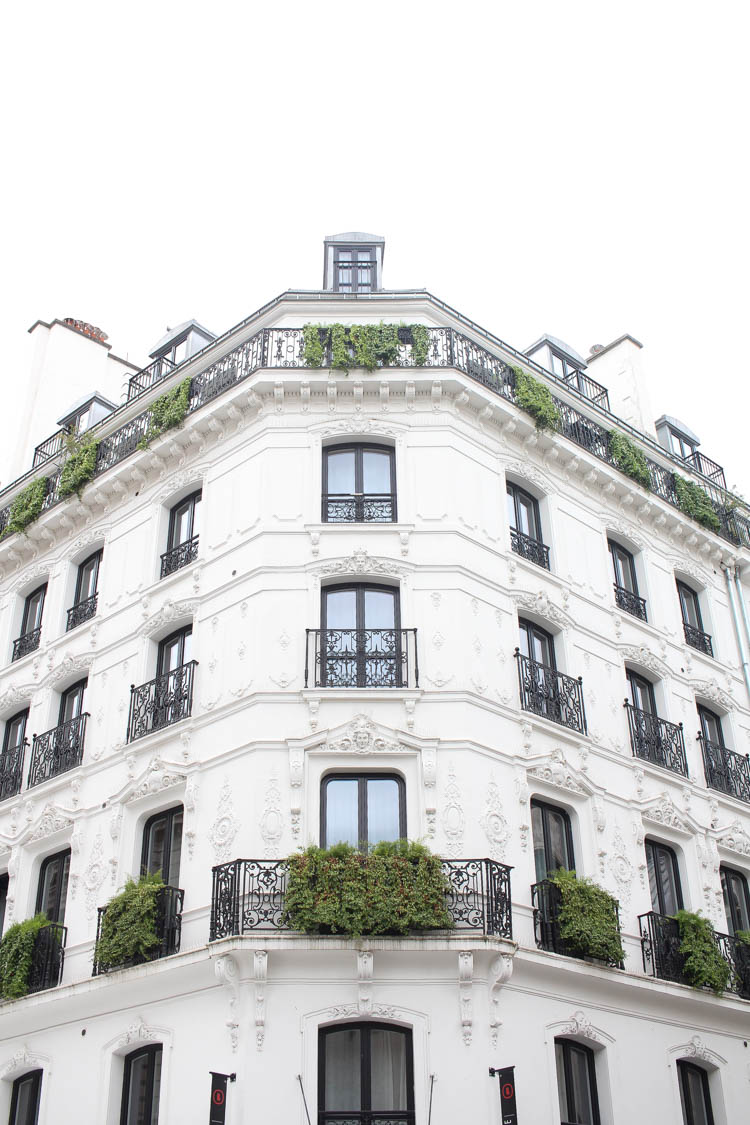 24 Hours in Paris Hotel de Nell in Paris