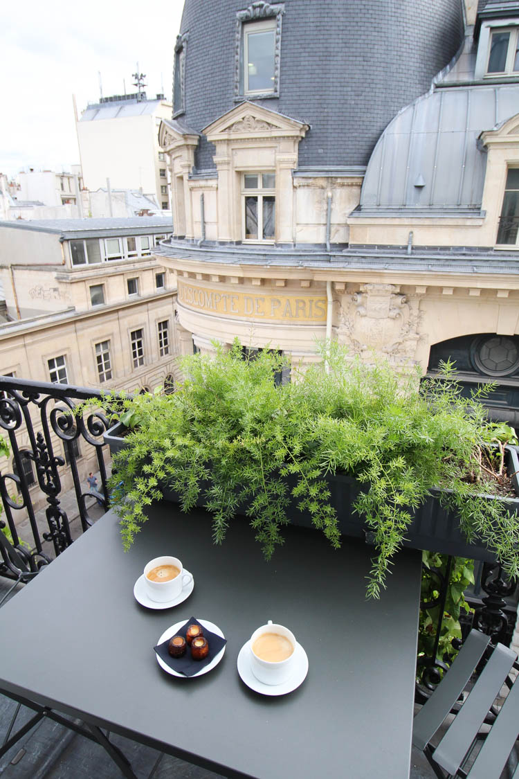 Hotel de Nell in Paris