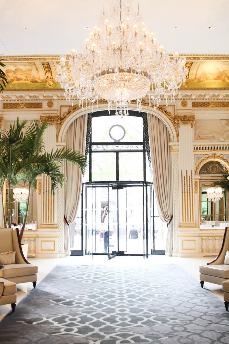 Le lobby restaurant in Paris