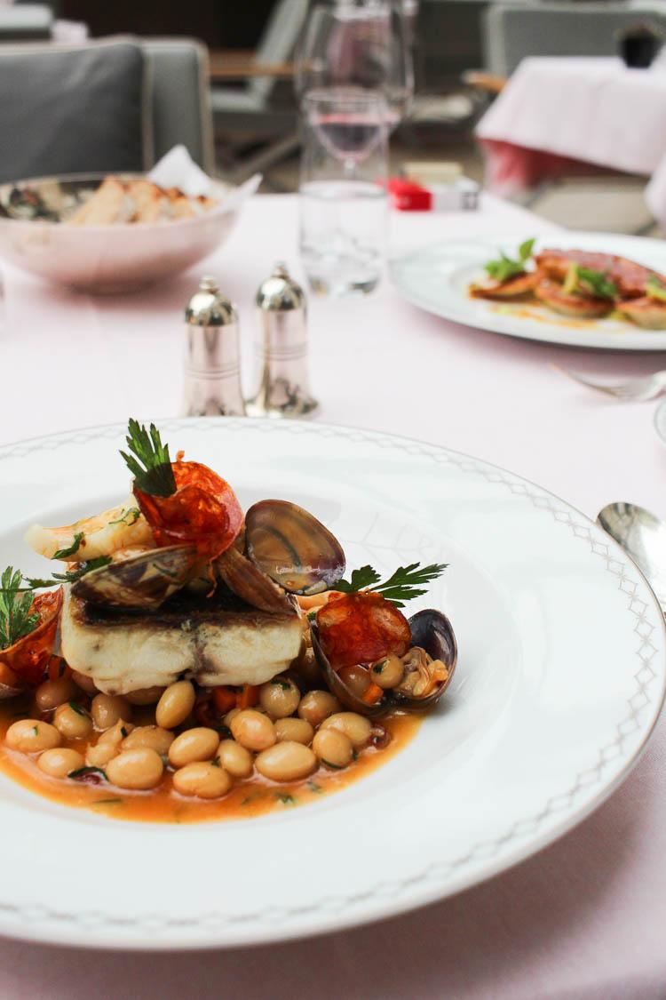 Le Lobby Restaurant Peninsula Paris