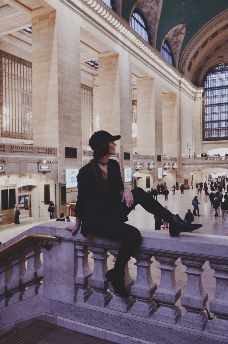 NYC style at Grand Central Terminal