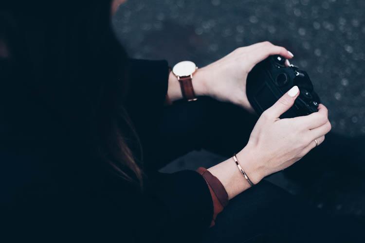 daniel wellington watch and bracelet