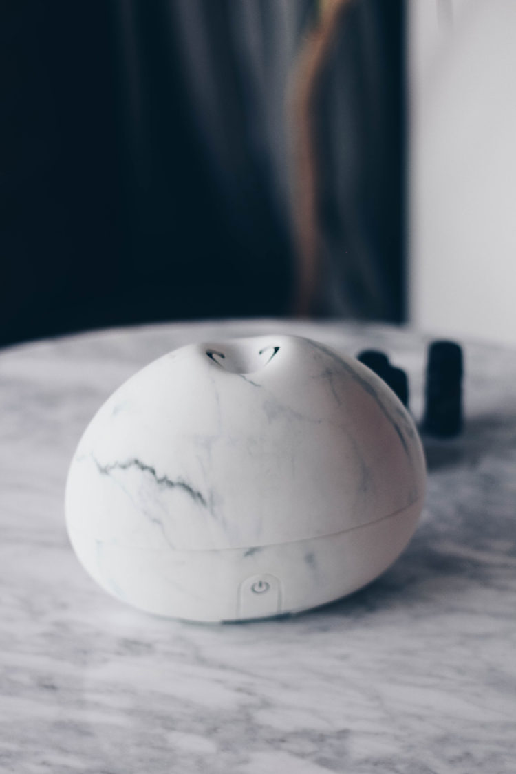 Marble Diffuser by Saje