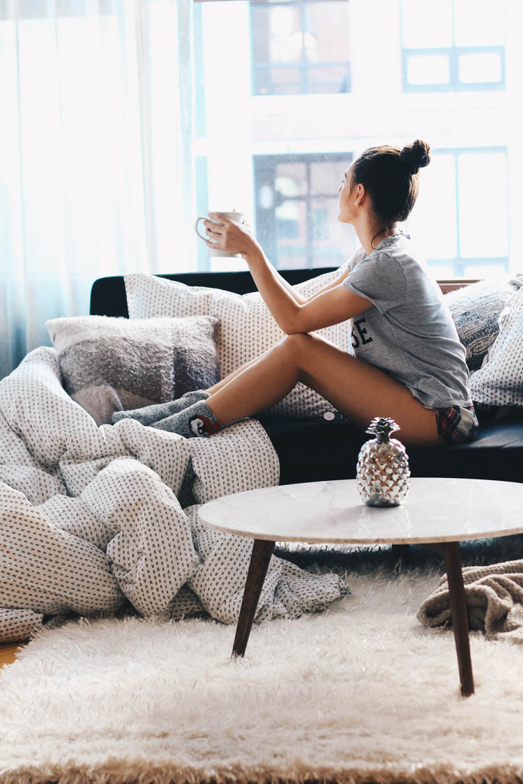 Relaxing at home with homesense decor