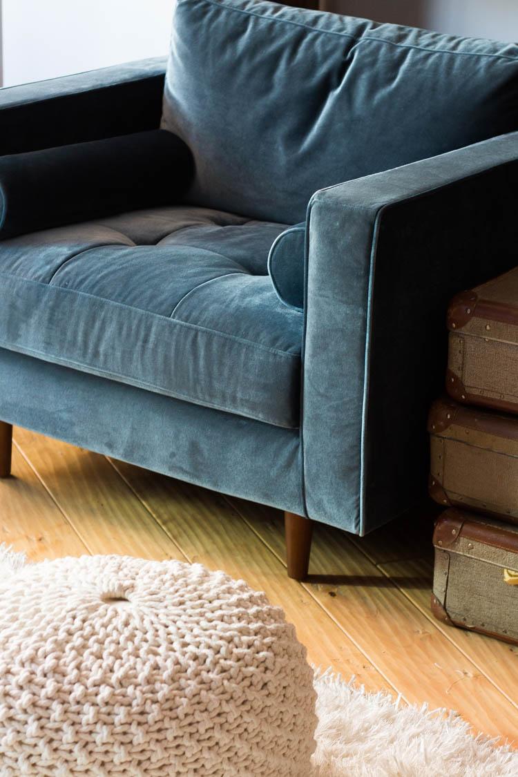 vintage velvet rove concepts couches