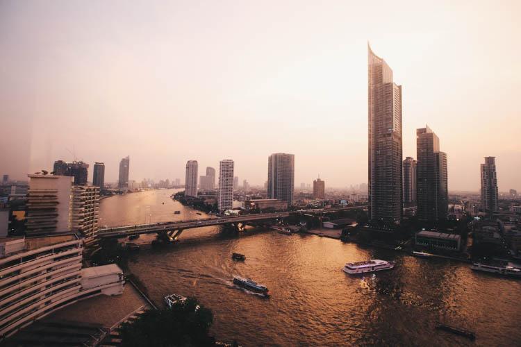 shangri-la view bangkok