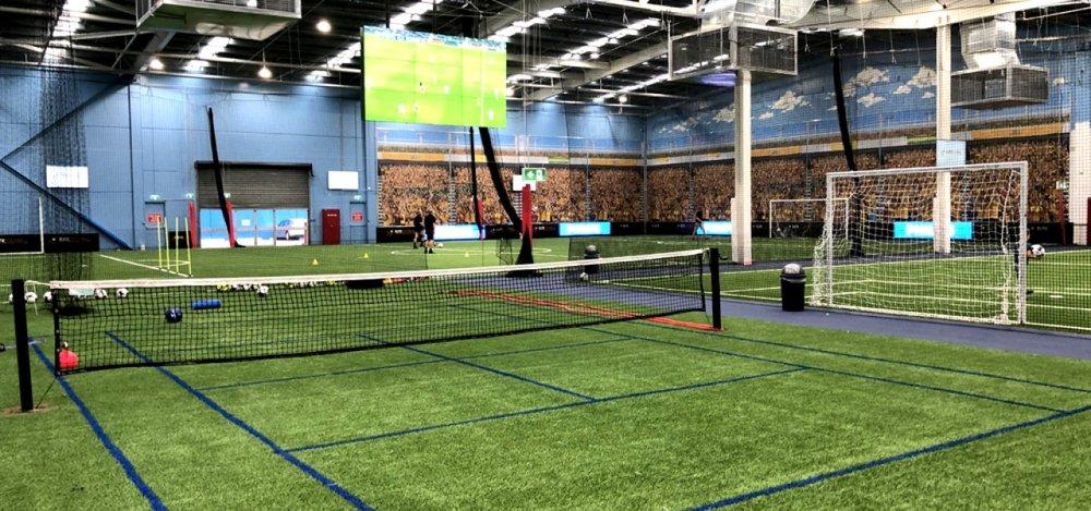 Elite Football Centre - Essendon Royals Partners