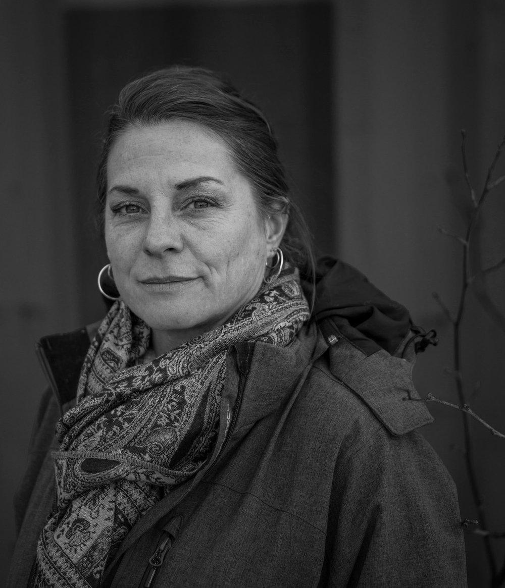 Vanessa Allen, Office Manager/Project Co-Ordinator