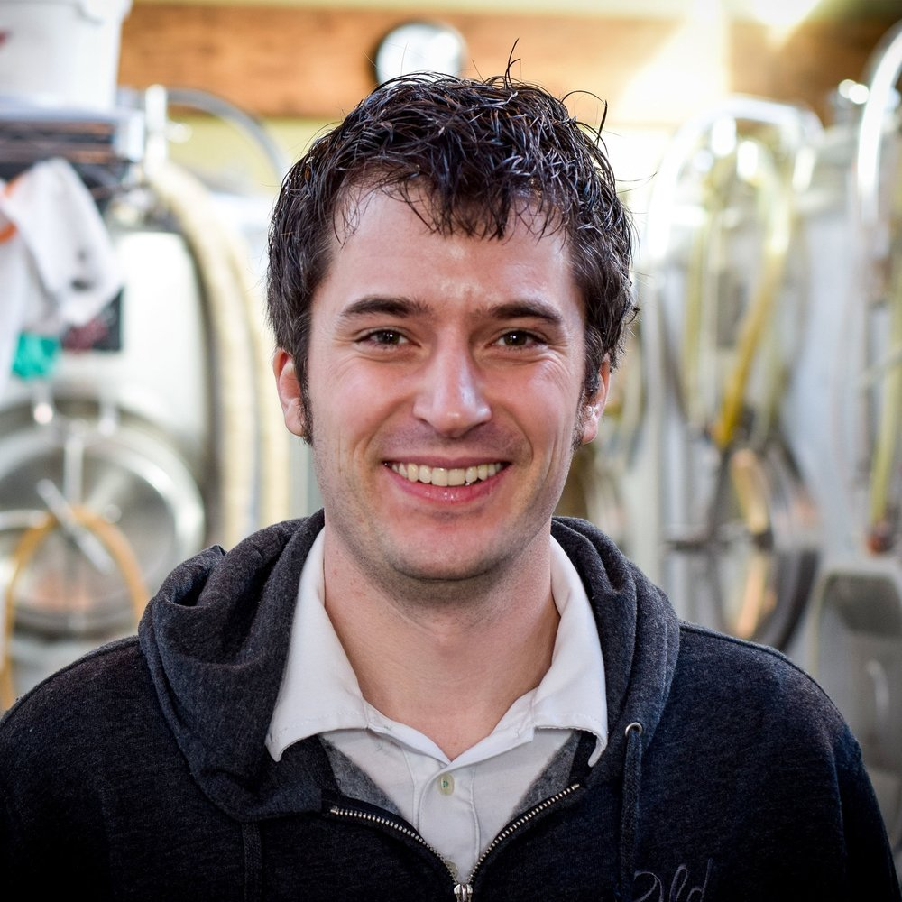 ANDREW LAMONT - Head Brewer