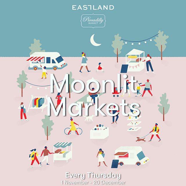 Market tomorrow 4:30-9pm 🌘