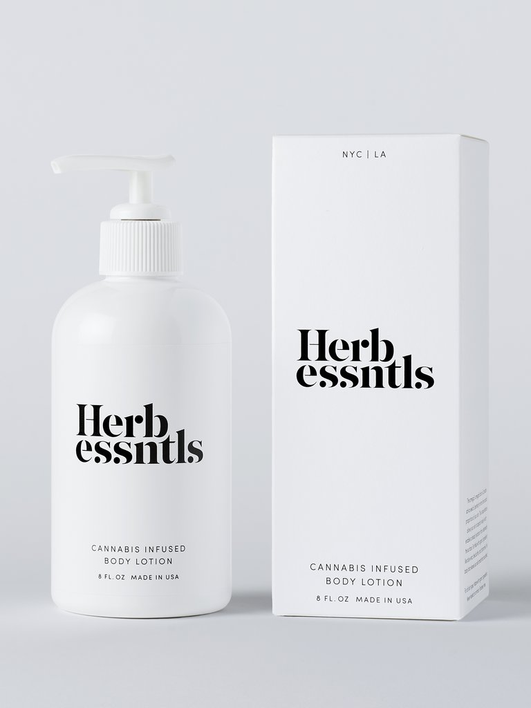 Cannabis Infused Body Lotion $48