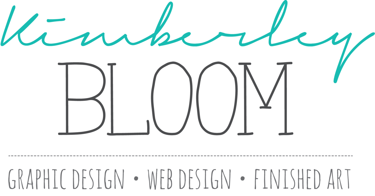Kimberley Bloom Graphic Design