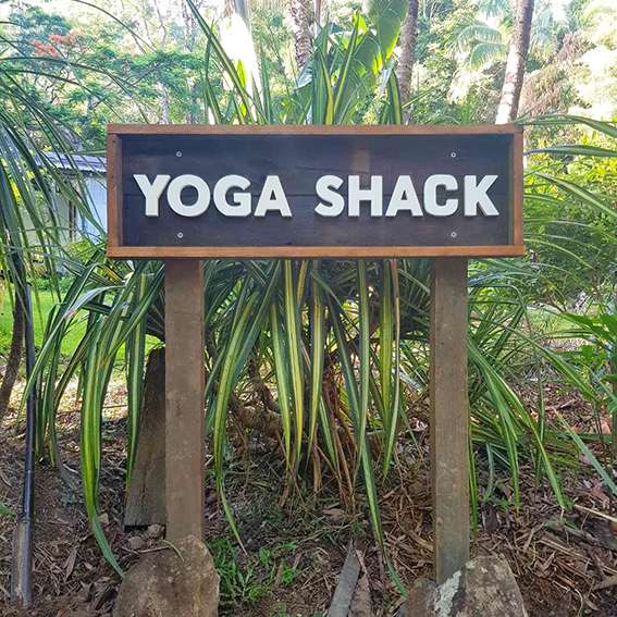 WEBSITE  The Yoga Shack