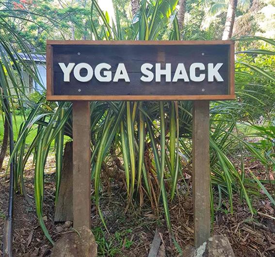 Squarespace Website  The Yoga Shack