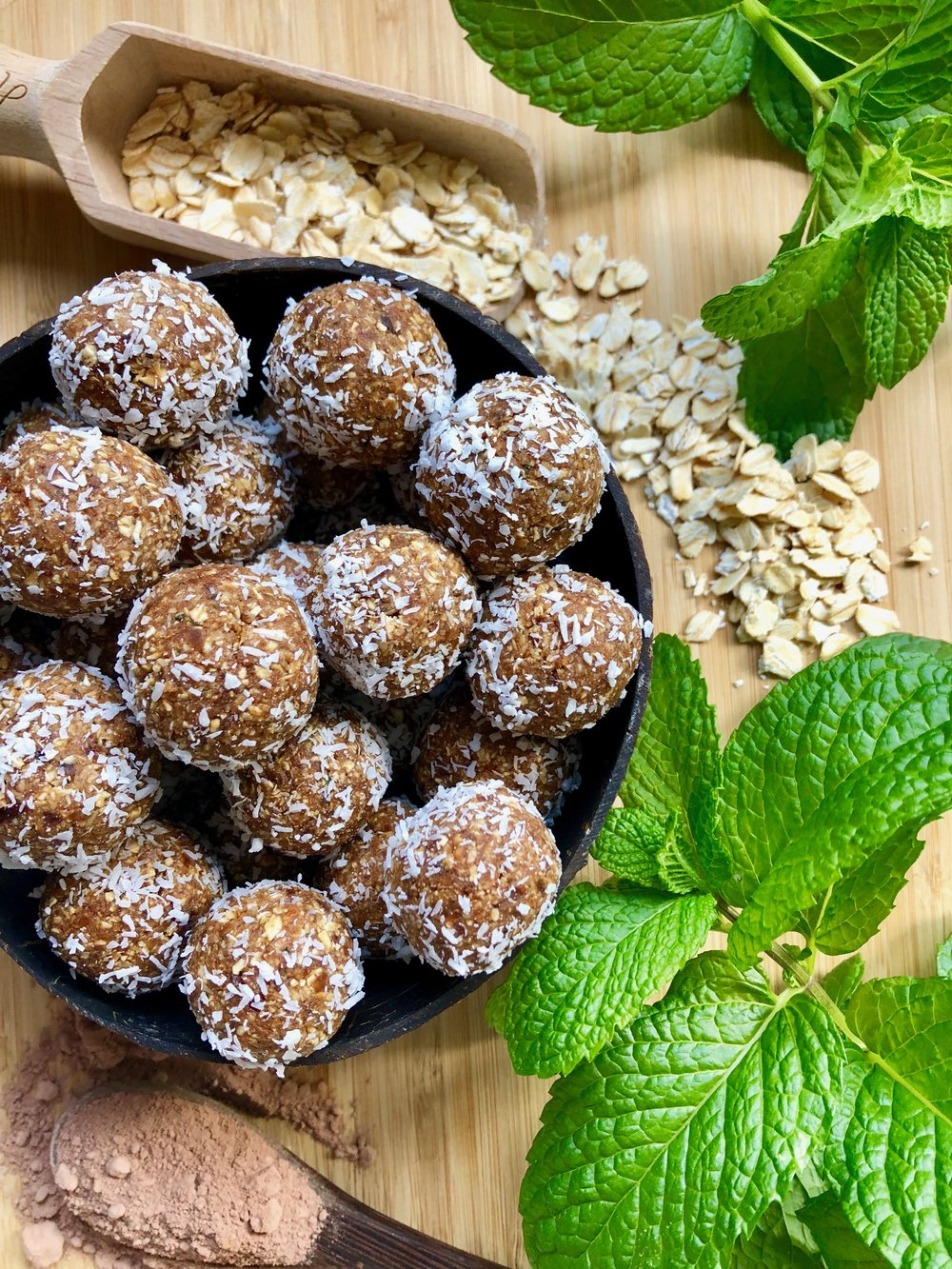 Power-Packed Energy Balls