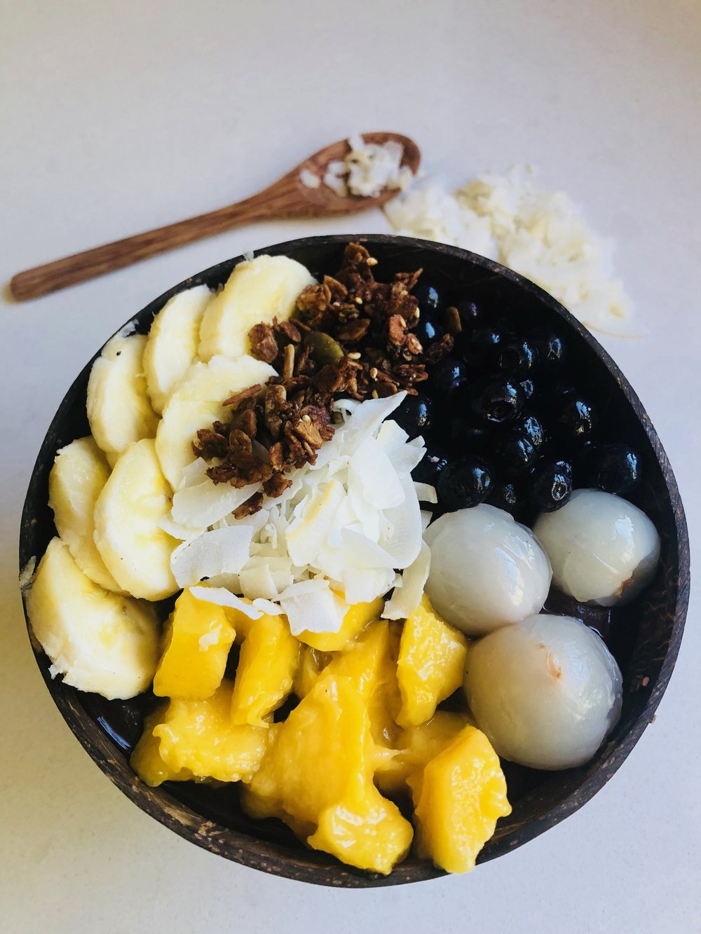 Oahu's North Shore Smoothie Bowl