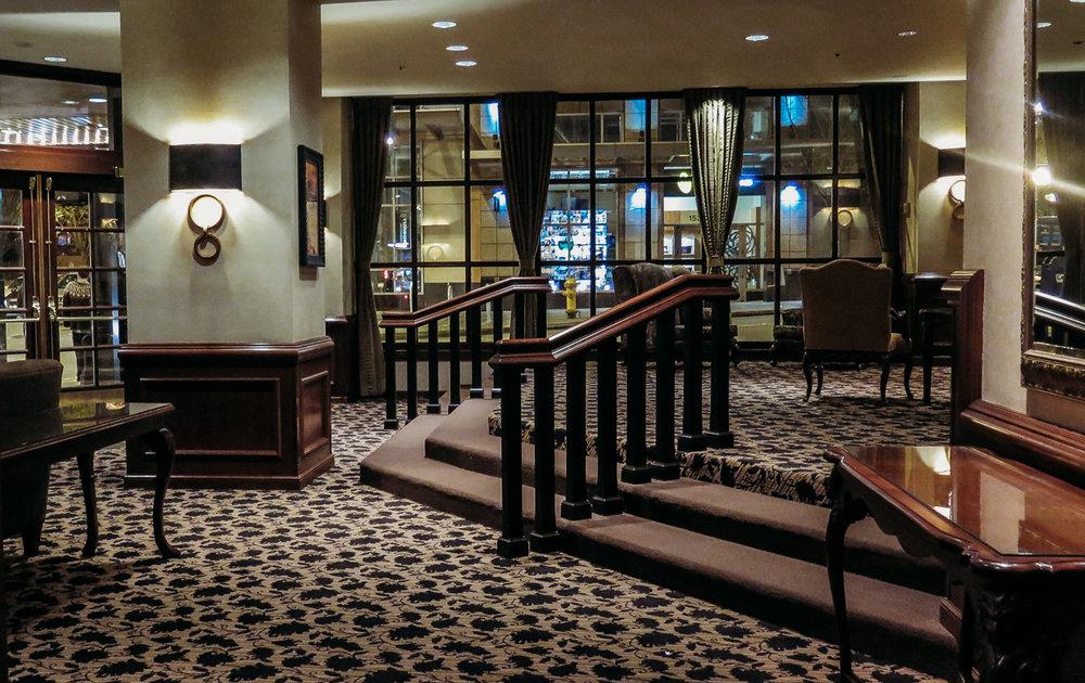 Accommodation - The Roosevelt Hotel