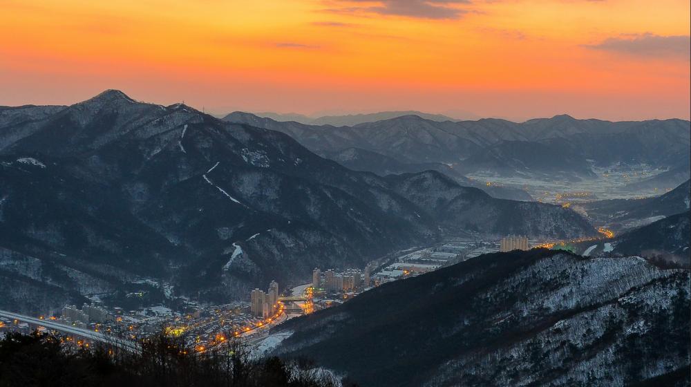 Daegu. Image credit:  djung