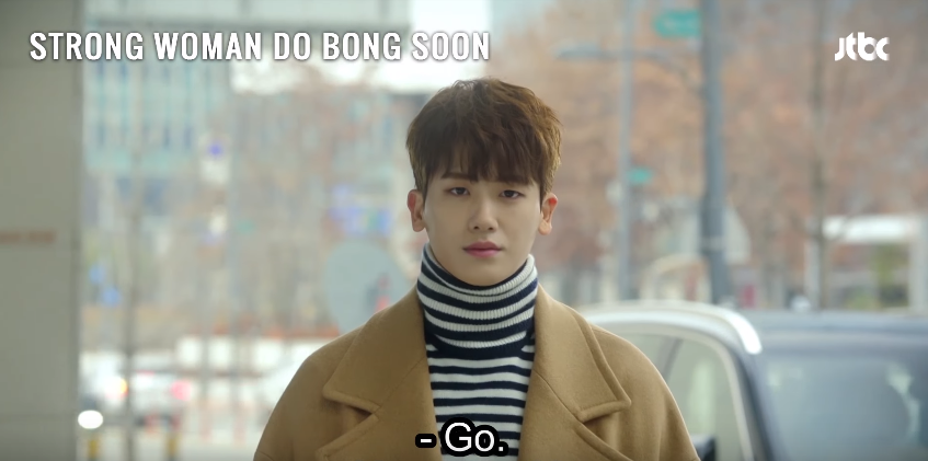 Screen grabs from ' STRONG WOMAN DO BONG SOON Ep 5 – Get It Together ' by DramaFever