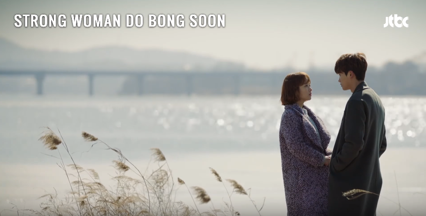 Screen grabs from ' STRONG WOMAN DO BONG SOON Ep 8 – One Step Closer ' by DramaFever