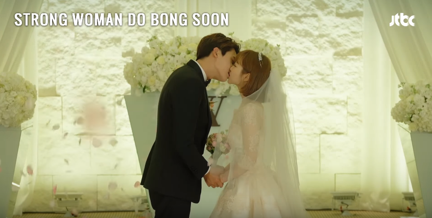 Screen grab from ' STRONG WOMAN DO BONG SOON Ep 16 – I Love You, Always ' by DramaFever