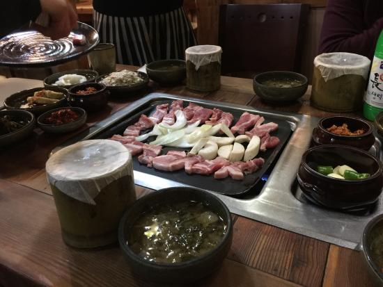 WHERE TO EAT IN SEOUL -