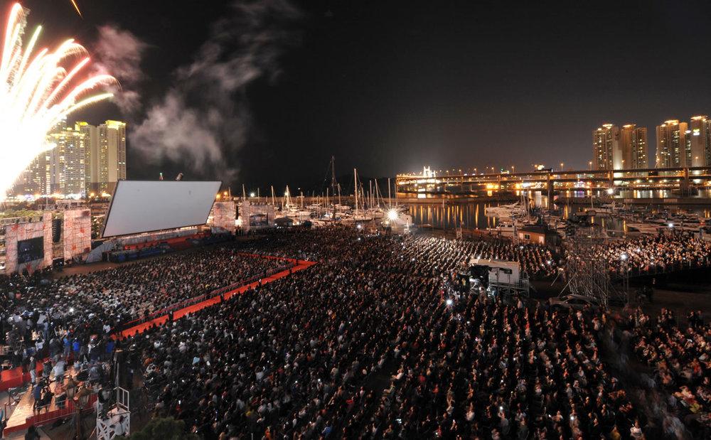 Busan International Film Festival 2014. Image credit:  Haps Korea Magazine