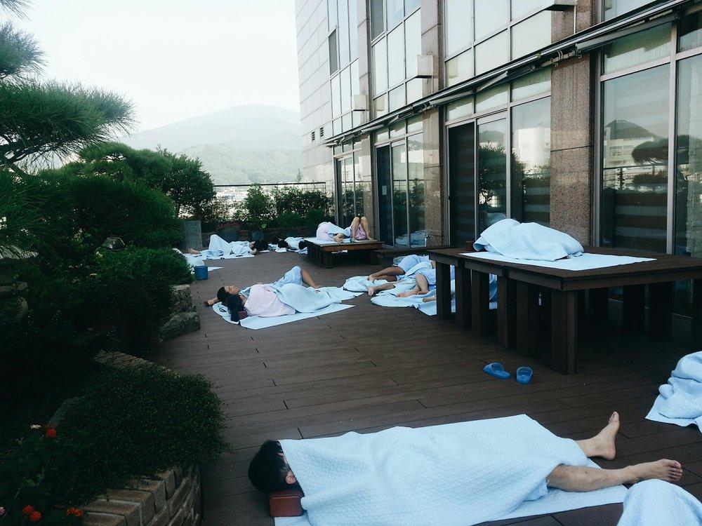 HAEUNDAE SPA CENTER - KOREAN BATHHOUSE IN BUSAN