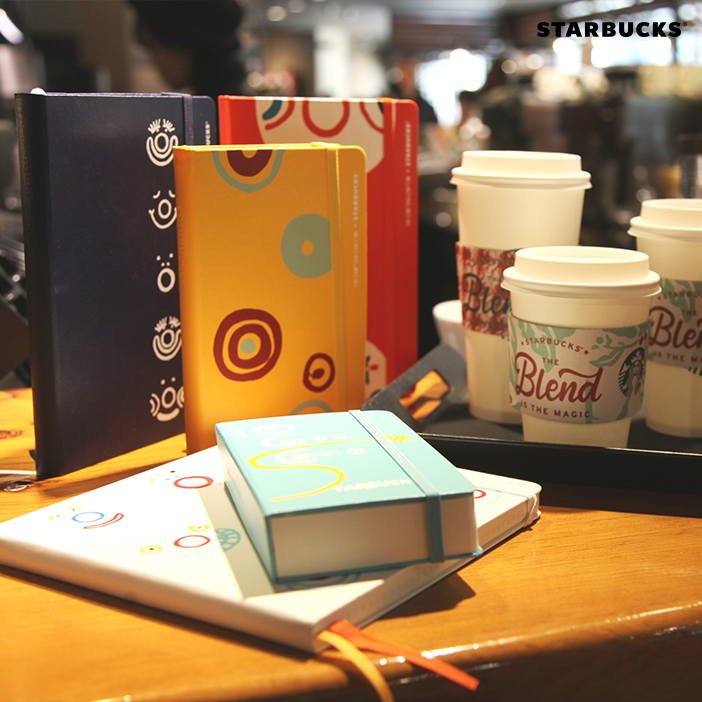 Image credit:  Starbucks Korea