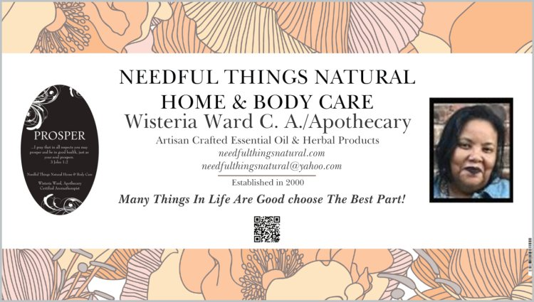 NEEDFUL THINGS NATURAL HOME & BODY CARE