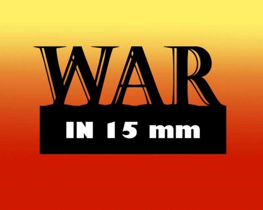 War In 15mm