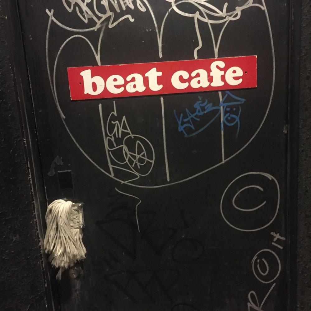 Beat cafe bar in Shibuya