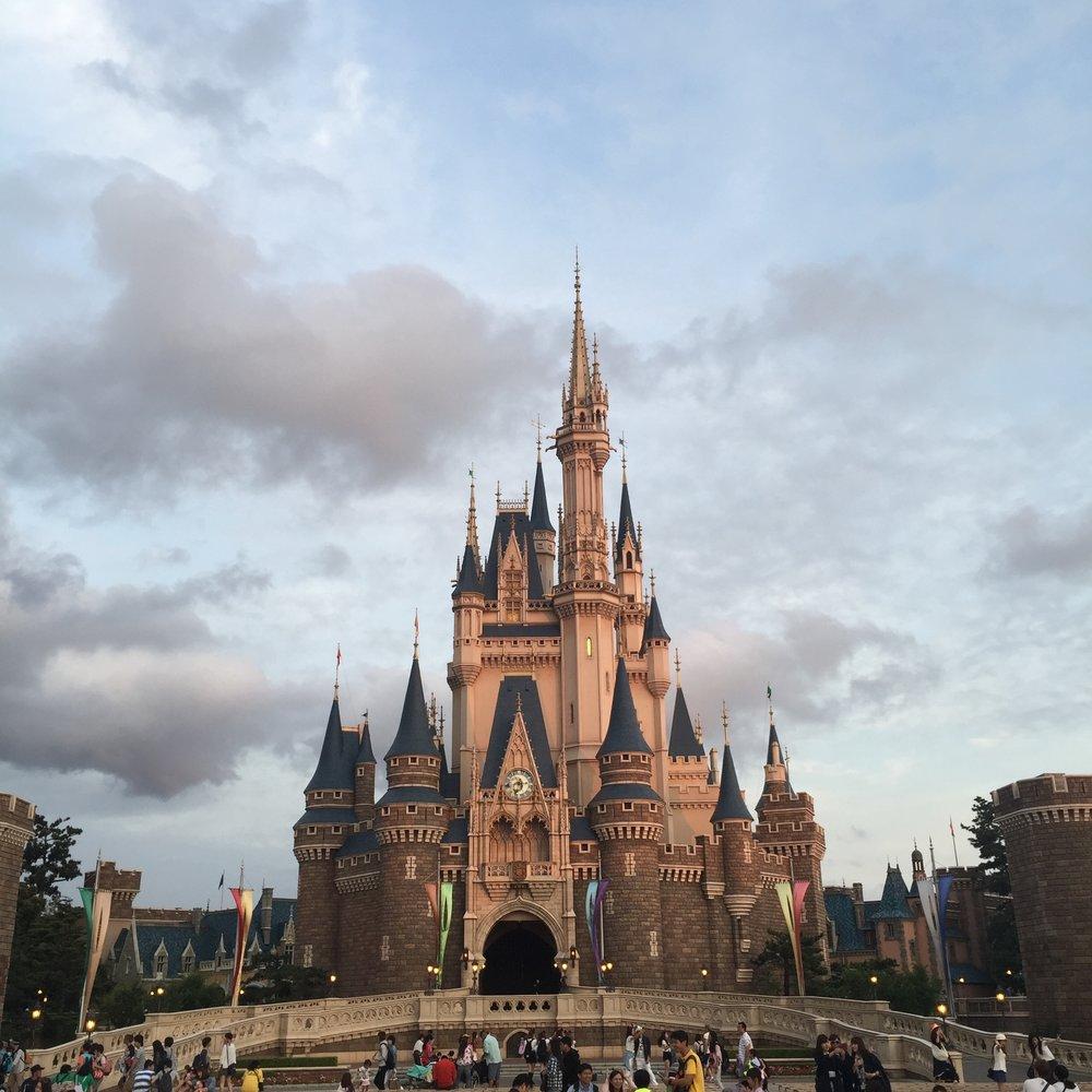 Tokyo Disney World