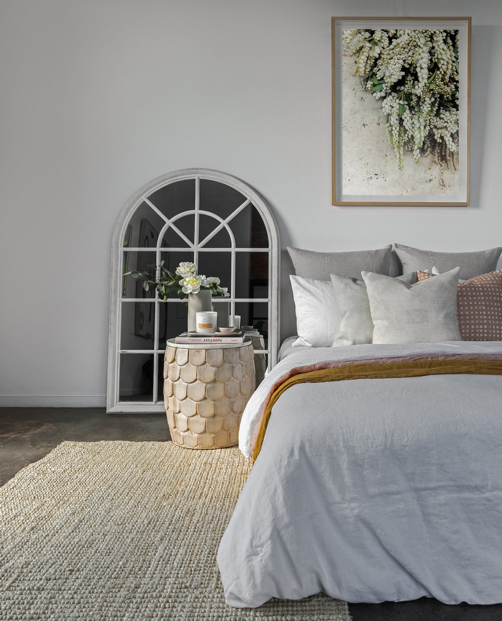 coastal bedroom on mornington peninsula interior design by dunne interiors.jpg