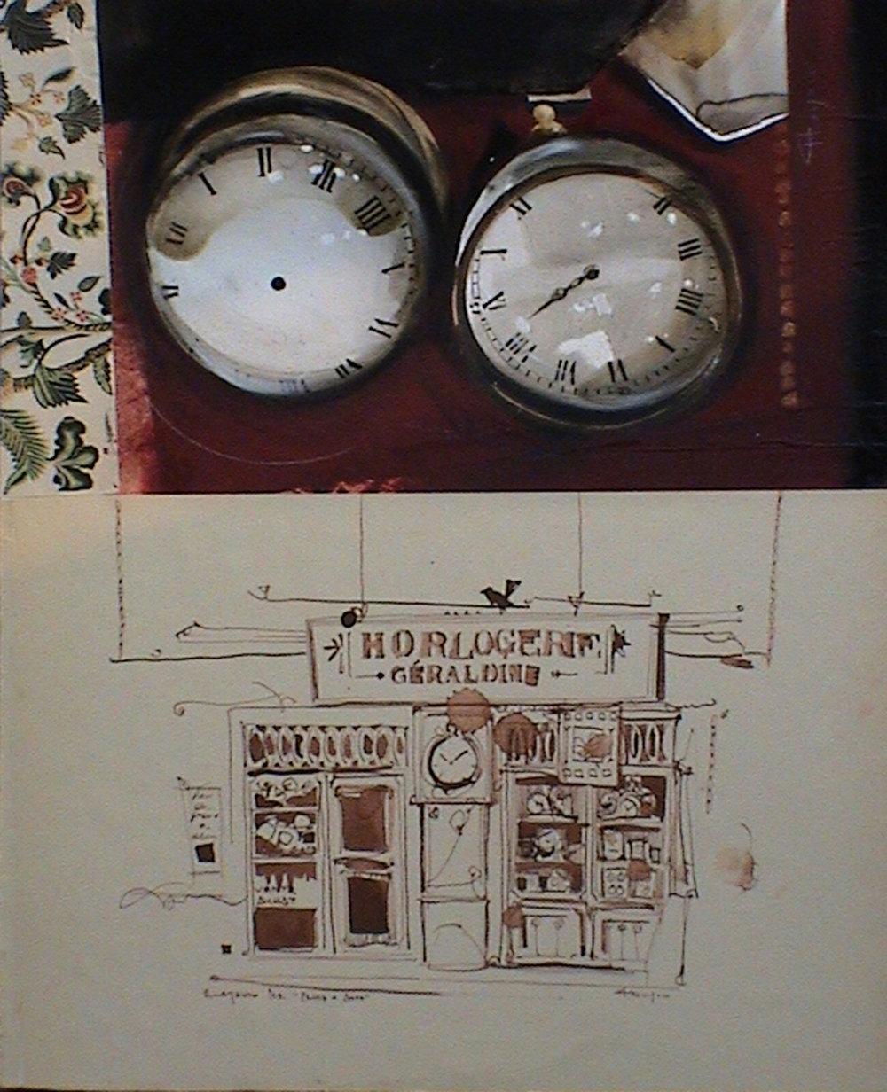 horlogerie geraldine, 2004