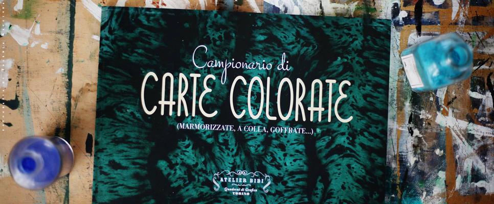 carte colorate, 2015