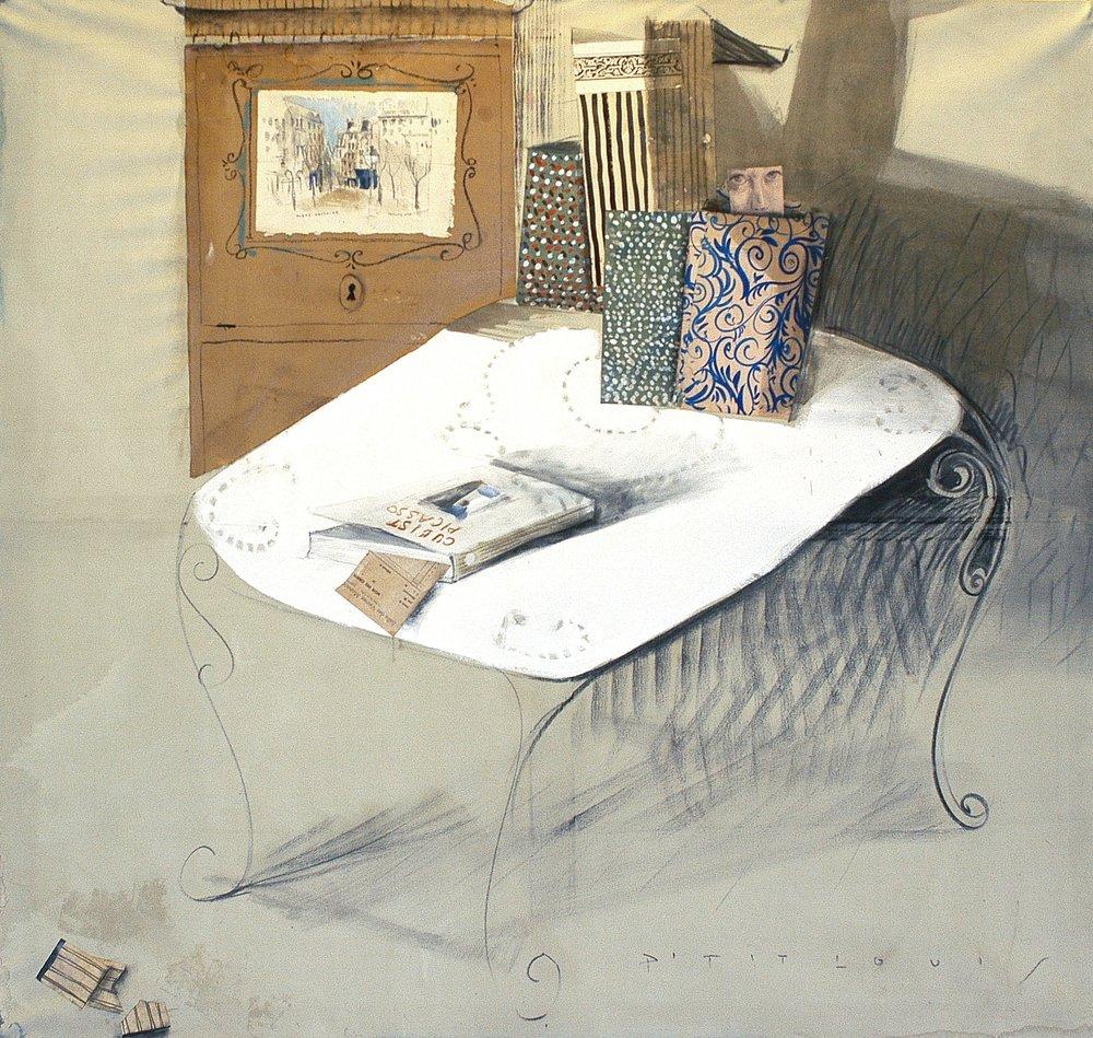 cubist picasso, 2010