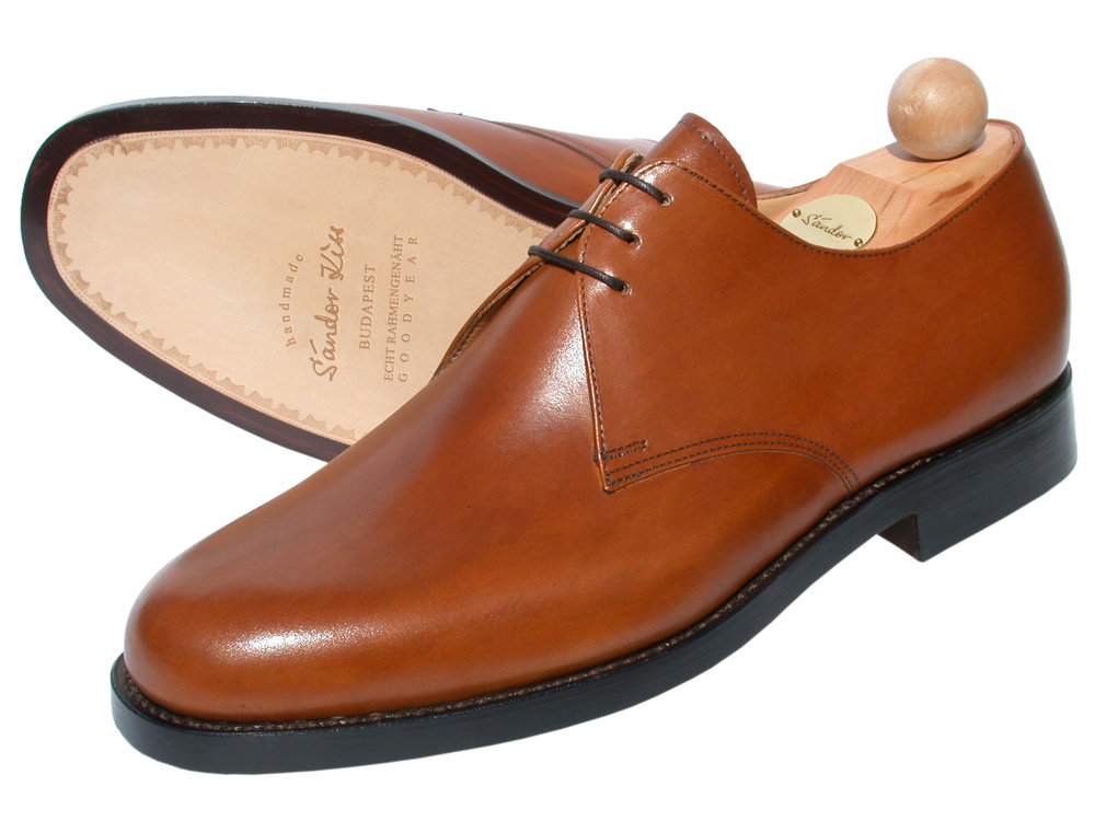Plain Boxcalf cognac