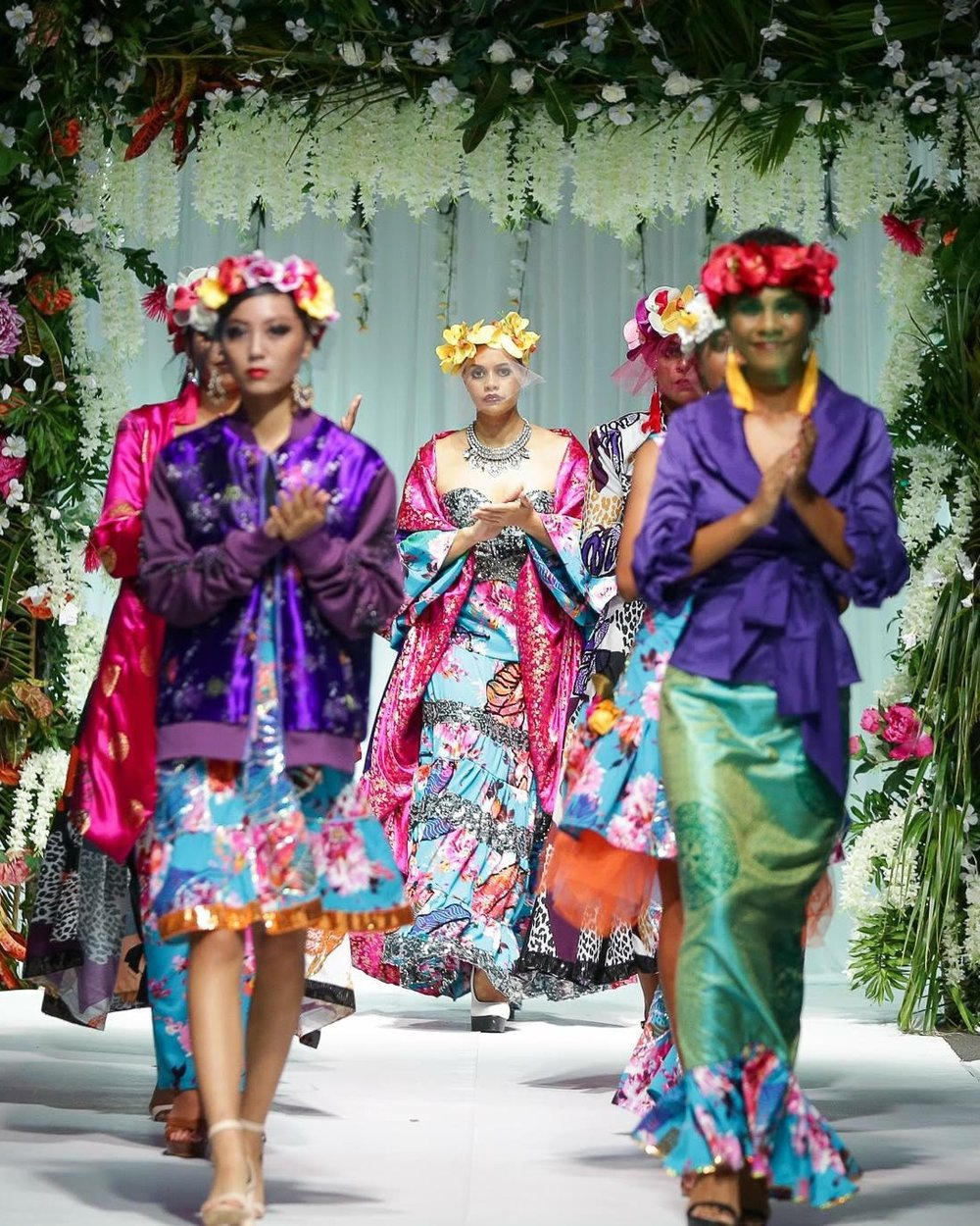 Haus of Koila captures the feeling of Luxe Resort, FJFW18  PC Allan Stephens