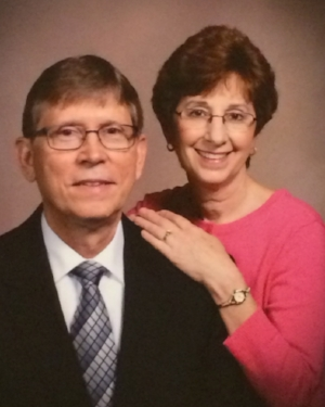Bob and Mary Muszik, Elder and Leader of Celebration Sisters Women's Ministry  Email: Muszik4@msn.com